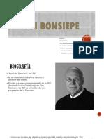 Gui Bonsiepe