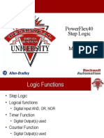 PF40 Step Logic