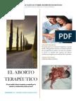El Aborto Terapeútico-rocío Cruz Oliva.