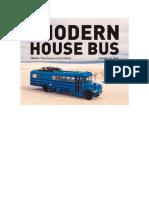 The Modern House Bus - Kimberley Mok