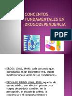 Drogodependencia Ultimo 2018