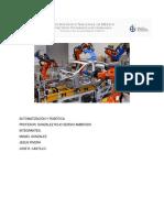 Programa de Automatización y Robótica