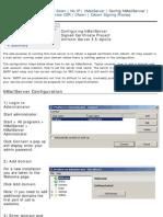Configure hMailServer