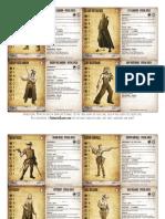 lawman cards