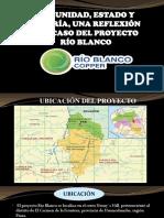 Exponer Río Blanco