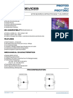 PSOT03 Datasheet