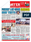 Bikol Reporter July 29 - August 4, 2018 Issue