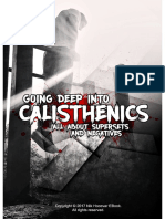 Deep Calisthenics