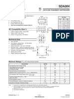 SDA004 Datasheet