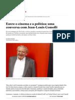 COMILLI - ENTREVISTA ESTADAO