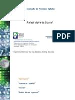 Rafael Palestra - Automação de Processos Agrícolas - Prof. Rafael v de Sousa