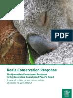 Koala Conservation Response