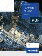 Contractors All Risks Wording Acew1377 15