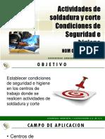 2-ACT-SOLDADURA Y CORTE NOM-027-stps-2008.pptx