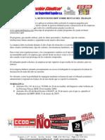 Retenciones IRPF Sobre Rentas Del Trabajo