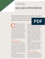 Revista Psicologia Practica - Claves Para Entenderse - Jairo Kalpa