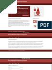 Python, Django And MySQL Project On Blood Bank Management System