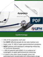 Dyspepsia - Dr Nata