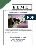 15 Encontro Espirita Sobre Medicina Espiritual (CELD).pdf