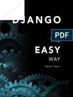 Django the Easy Way how to create a blog