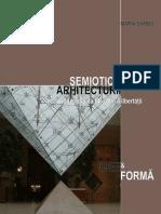 Semiotica Arhitecturii