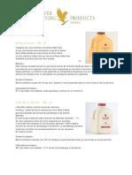 Liste produits FLP