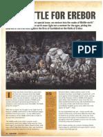 Battle Report - The Battle for Erebor