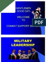 A. Military Leadership
