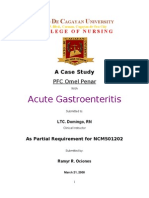 AGE (Final Care Study)