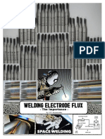 Welding Electrode Flux, The Importance