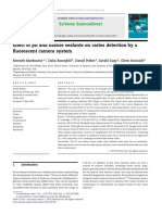 Effect of pit and fissure sealants on caries detection by a fluorescent camera system – Journal of Dentistry.pdf