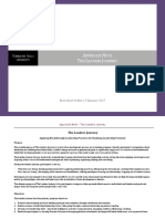 The Leaders Journey - Approach Note - TeamLease - Envestnet Yodlee - 5.1...