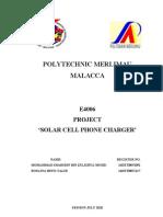 Solar Cell Handout