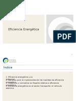 Energía y Sociedad_Eficiencia Energética. Resumen Ejecutivo