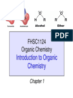 Chapter 1 Introduction to Organic Chemistry