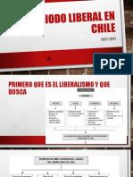 El Liberalismo en Chile 1861-1891
