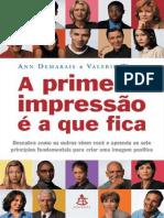 A Primeira Impressao e a que Fi - Ann Demarais.pdf