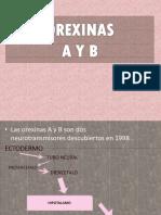 OREXINAS