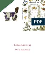 Catalogo Antiquiario Livros Insetos