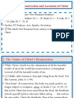 Chapter 28 the Ressurection