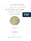 Martí de Viciana (Del libro tercero de la crónica 1563) (Caudete)