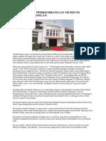 Sejarah Dan Perkembangan Museum Batik