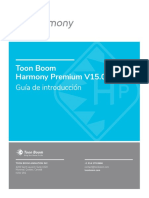 Toon Boom Harmony Getting Started Guide