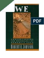 Robert a Johnson - WE - A Chav
