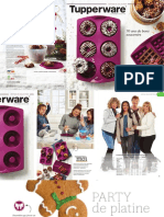 Catalogue Tupperware Automne Fetes 2018