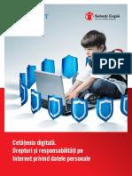 2. Cetatenia Digitala - Regulament