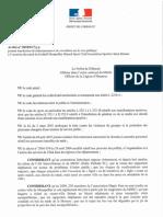 La préfecture de l'Hérault interdit aux supporters de l'ASSE d'assister au match à Montpellier