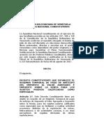 Decreto Régimen Temporal pago de anticipo del IVA e ISLR sujetos pasivos calificados como especiales.
