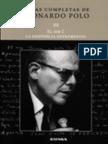 Nominalismo e Idealimo - Polo - Leonardo Polo