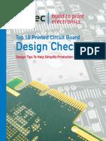 Top 10 Circuit Board Design Checks
